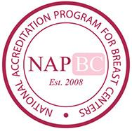 Logo of National Accreditation Program for Breast Centers