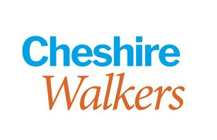 Cheshire Walkers logo
