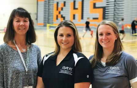 Nurse and Athletic Trainers