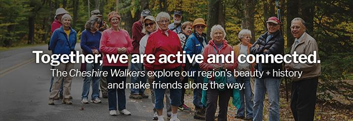 Cheshire Walkers call to action image
